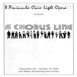 A Chorus Line – PCLO