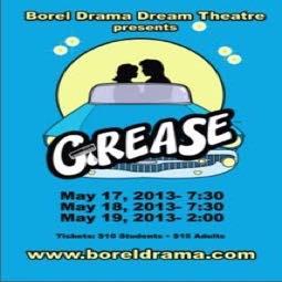 Grease – Borel