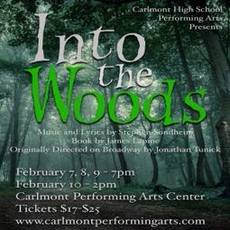 Into The Woods – Carlmont Performing Arts