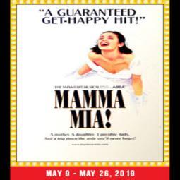 Mama Mia – Hillbarn Theatre