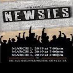 Newsies – San Mateo Performing Arts
