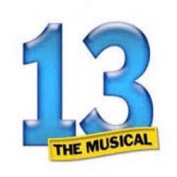 13 The Musical – <br> San Mateo <br>Performing Arts Center <br>Postponed
