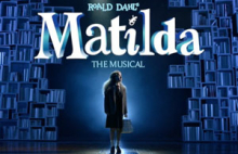 Matilda the Musical – <br>San Mateo Center for Performing Arts