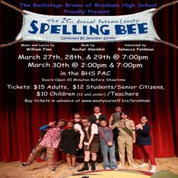 Spelling Bee – <br>Branham <br>Performing Arts Center